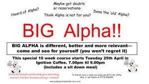 Big Alpha